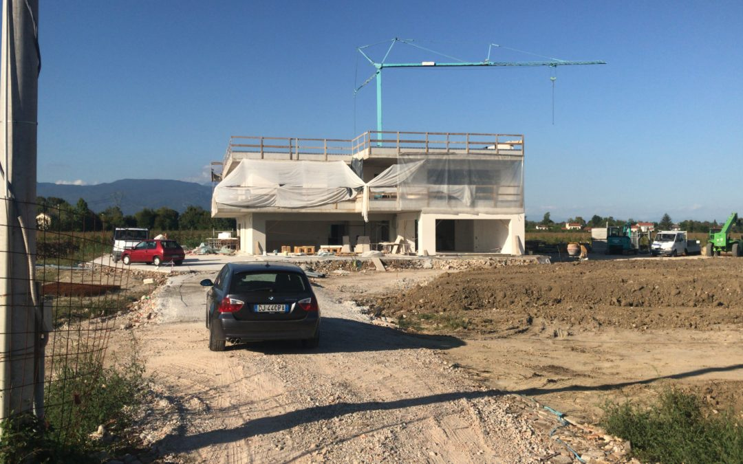 Visita in cantiere